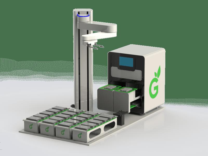 Grenova Benchtop Integration Platform